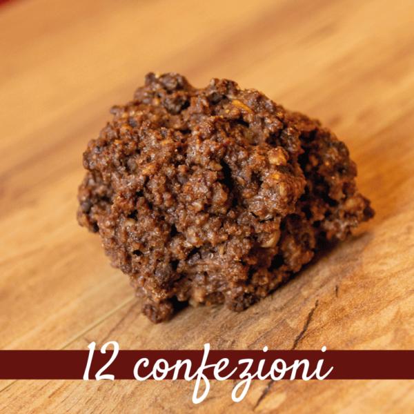 Brutti ma buoni al cioccolato - 12 confezioni da 300 gr