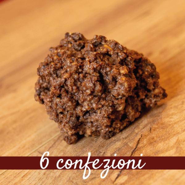 Brutti ma buoni al cioccolato - 6 confezioni da 300 gr