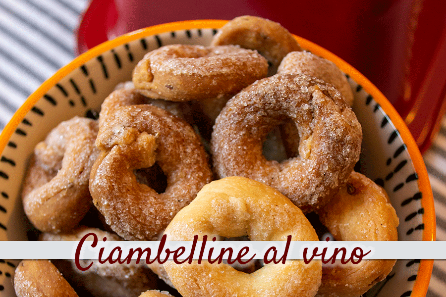 ciambelle al vino vendita on line